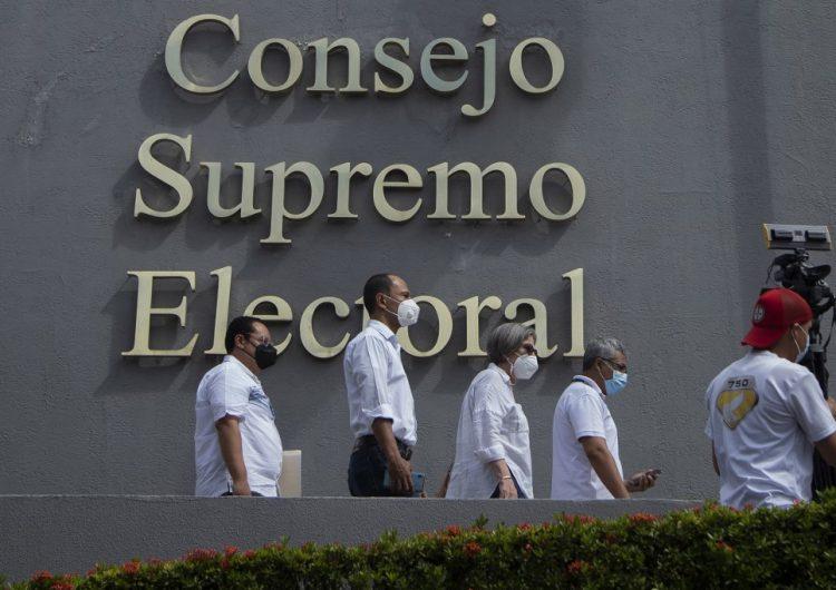 Tribunal electoral afín a Daniel Ortega, retira de elecciones presidenciales a un bloque opositor en Nicaragua