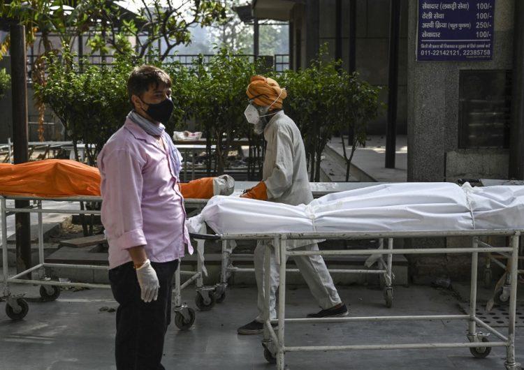 Al menos 75 muertos por falta de oxígeno en un hospital del suroeste de India