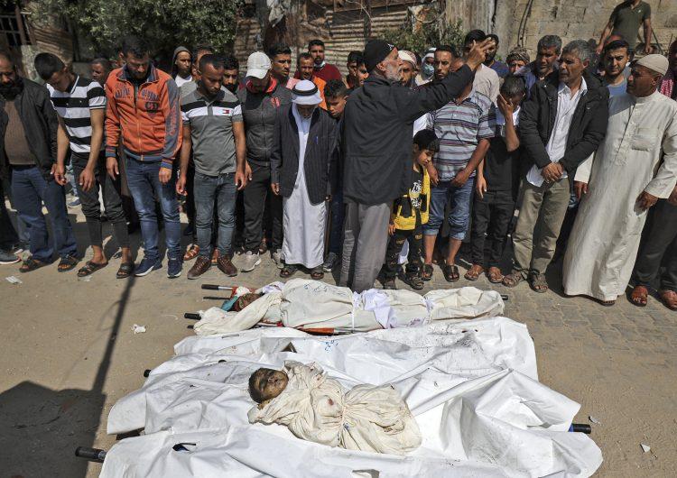 Si hay un infierno en la tierra, son las vidas de los niños en Gaza: ONU