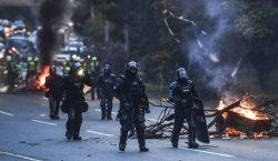 Presidente de Colombia y representantes de manifestaciones se reúnen para…