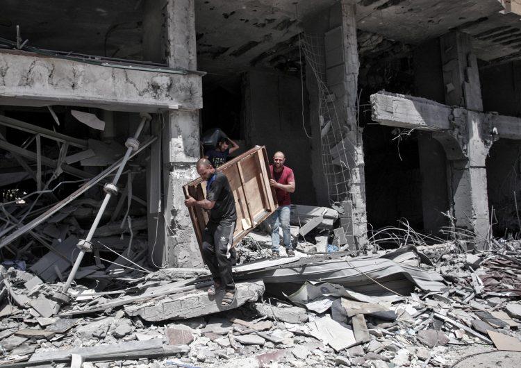 EU se niega por tercera vez a que el Consejo de Seguridad de la ONU exija el cese de la violencia en Gaza