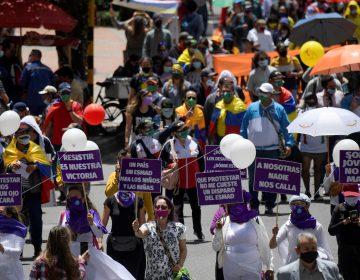 Colombia: premio Nobel de la Paz pide al gobierno reconocer abusos policiales contra manifestantes