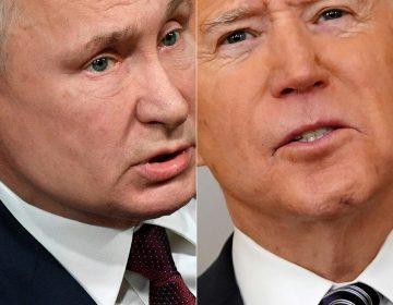 Biden se compromete a defender los derechos humanos en su primer encuentro con Putin