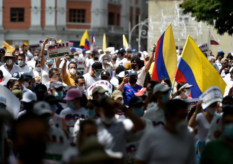 Más de 54,000 ciudadanos y 24 organizaciones exigen a Colombia autorizar visita de la CIDH