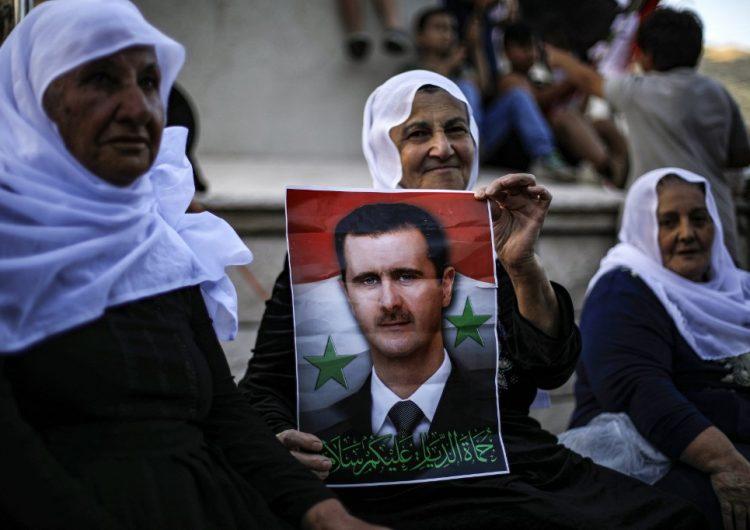 Siria celebra elecciones presidenciales con el presidente Al Assad como único candidato y sin opositores