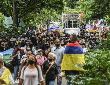 Colombia: ONU exige esclarecer la muerte de un estudiante y la quema del Palacio de Justicia