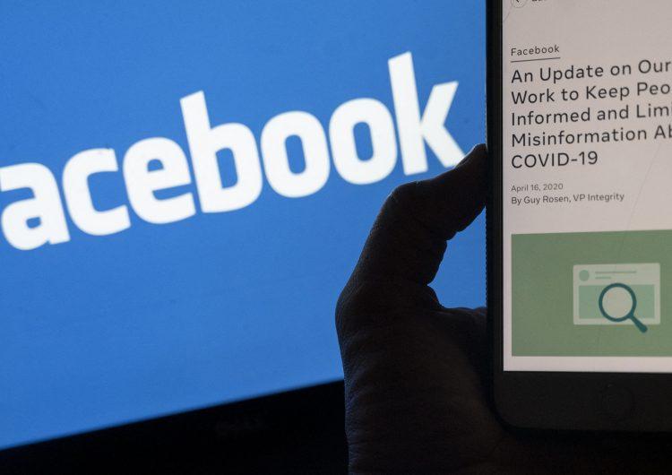 Facebook permitirá la publicación de la teoría que afirma que el covid-19 fue fabricado en un laboratorio