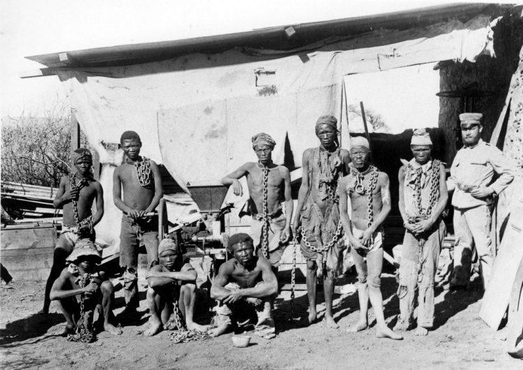 """Alemania reconoce haber perpetrado un """"genocidio"""" en Namibia"""