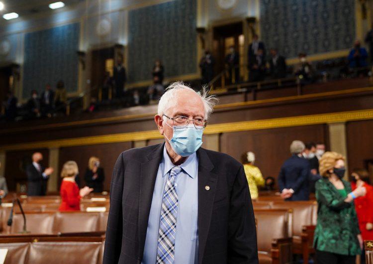 EU: el senador Bernie Sanders presenta iniciativa para bloquear millonaria venta de armas a Israel