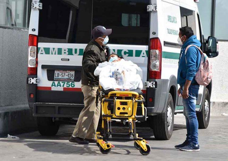12 muertos por Covid el fin de semana en Puebla
