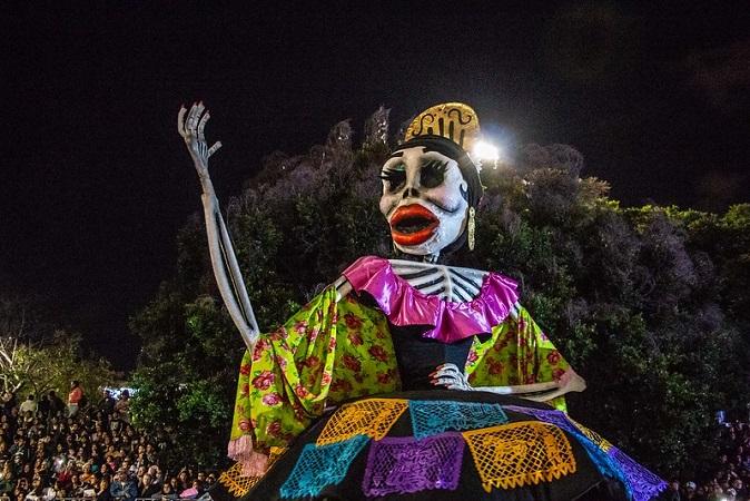 Sí se prevé realizar Festival de Calaveras y Ruta del Vino en Aguascalientes