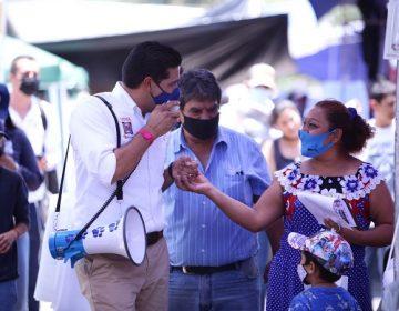 """Propone Leo Montañez programa """"Médico en tu casa"""" para atención de adultos mayores"""
