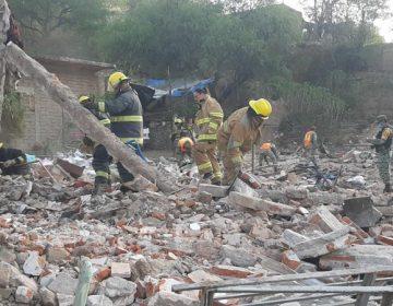 Víctimas estaban haciendo la limpieza cuando ocurrió la explosión