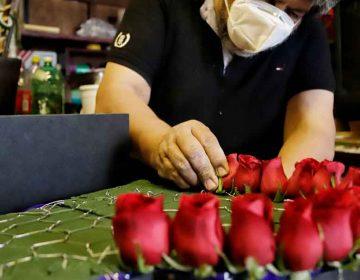 Atlixco repunta ventas de flor por el día de las madres