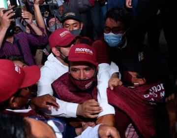 Enfrentamiento entre morenistas evidencia falta de unidad: Barbosa