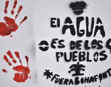 Bonafont deberá cumplir con permisos para explotar pozo en Juan C. Bonilla, Puebla