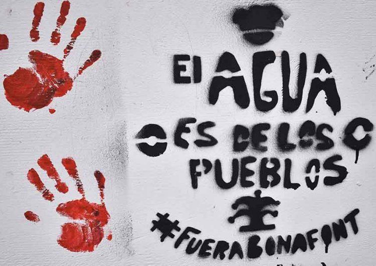 Bonafont debe cumplir permisos para explotar pozo en Juan C. Bonilla