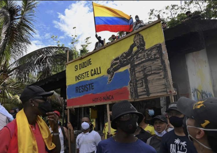 Colombia: Amnistía Internacional exige cese de violencia contra indígenas en paro nacional