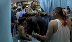 Hospitales de Jerusalén Este se llenan de heridos palestinos; 'los…
