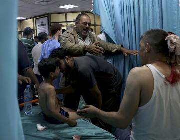 Hospitales de Jerusalén Este se llenan de heridos palestinos; 'los israelíes quieren un lugar que no es suyo'