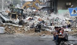 Bombardeos israelíes en Gaza matan a más de 40 palestinos;…