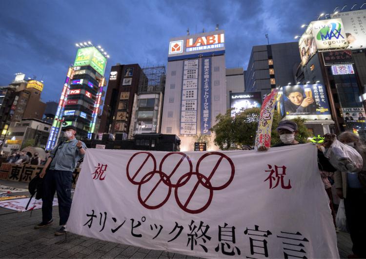 Más del 80 % de los japoneses están en contra de realizar los Juegos Olímpicos: encuesta