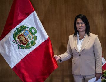 Juez niega permiso para salir de Perú a la candidata presidencial Keiko Fujimori