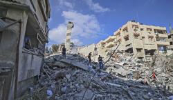 Egipto anuncia que reconstruirá Gaza; UE exige cese al fuego…