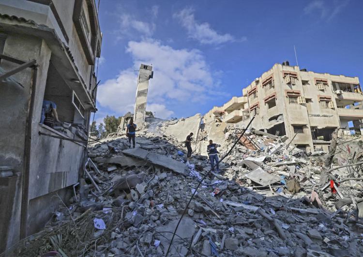 Egipto anuncia que reconstruirá Gaza; UE exige cese al fuego entre Israel y Palestina