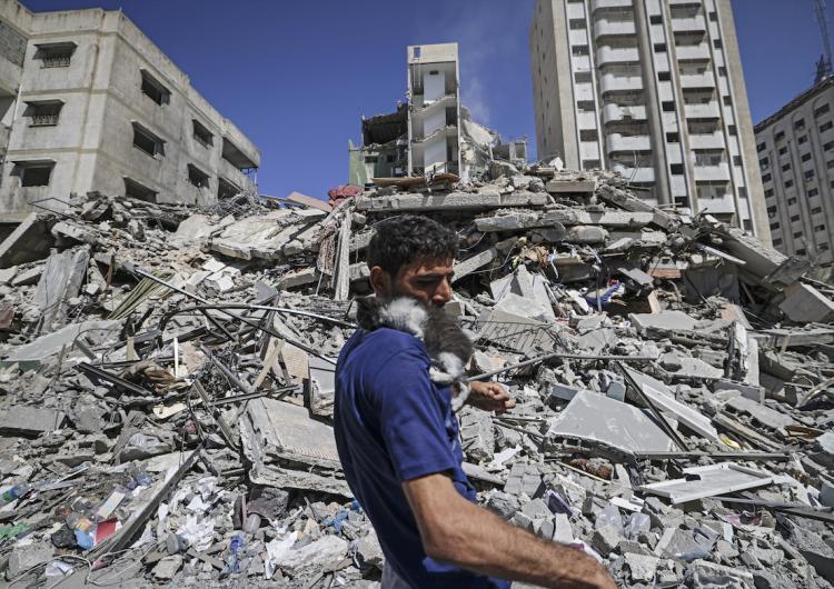 EU: conflicto entre Israel y Palestina podría extenderse más allá del territorio de Gaza