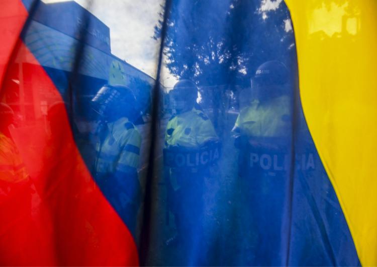 Nueve personas mueren en ataque armado en zona rural de Colombia