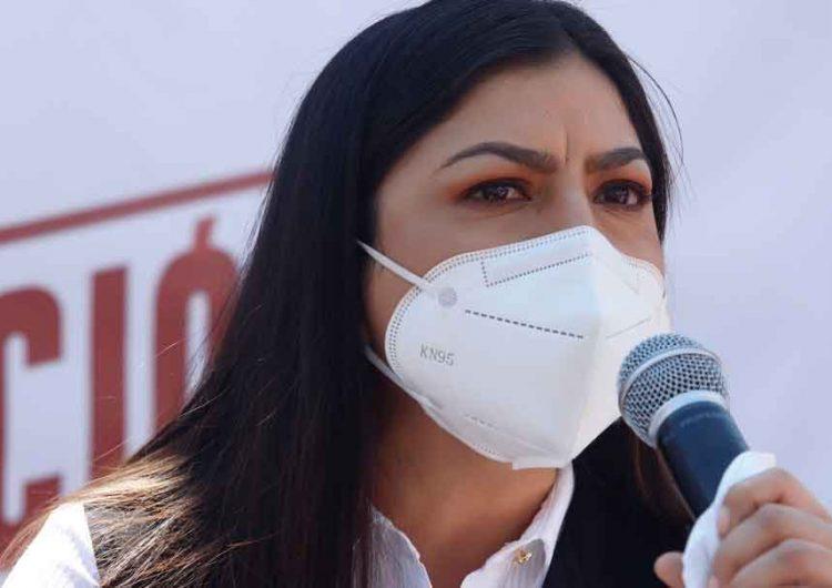 Claudia Rivera asegura que Gabriel Biestro quiere boicotear su campaña