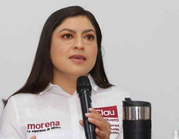Con certificación anti soborno Claudia Rivera combatirá la corrupción en Puebla capital