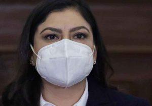 Denuncian campaña sucia contra Claudia Rivera, busca la reelección en la capital poblana
