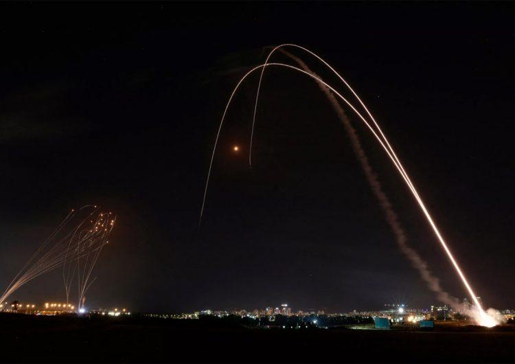 Domo de Hierro: el escudo con el que Israel ha interceptado 1,000 cohetes palestinos