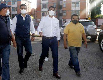 Eduardo Rivera: autoridades deben blindar el proceso electoral en Puebla