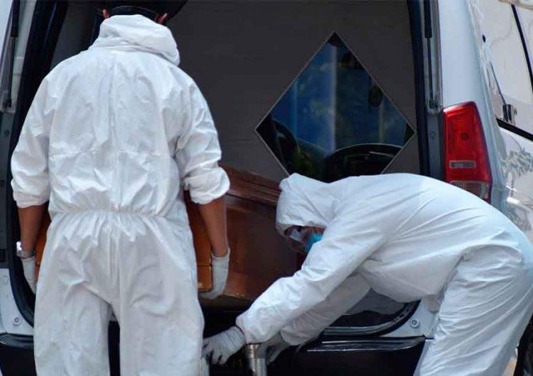 Puebla registra 110 nuevos infectados y 12 muertos por Covid en fin de semana