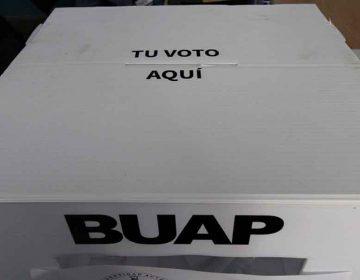 Universitarios de la BUAP eligieron a directores de 6 unidades académicas