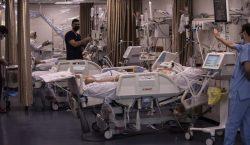 Los heridos en Gaza desbordan las camas de hospital para…