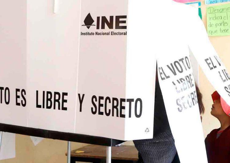 Grupos criminales no intervendrán en elecciones de Puebla: Barbosa