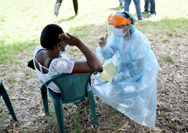 'En plena crisis de covid-19, llegar a tiempo a un hospital salva vidas'