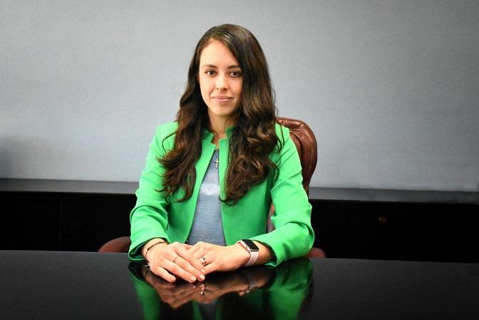 Nombra gobernador de Aguascalientes a nueva titular de la SEGUOT