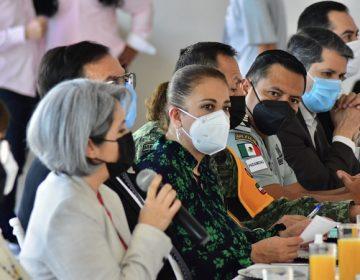 Participa ayuntamiento de Aguascalientes en mesa de seguridad pública