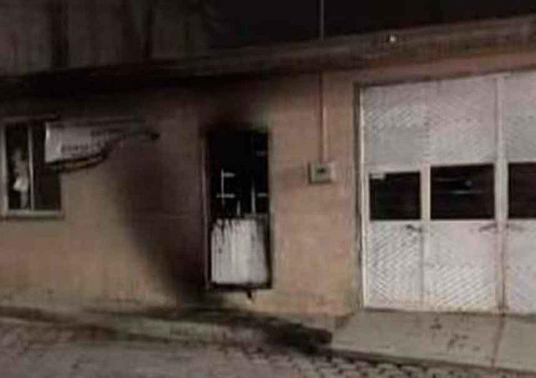 Incendian oficinas del IEE en San Salvador El Seco, Puebla