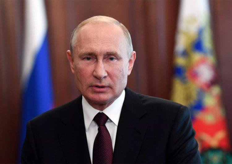 Putin busca que comparar a Stalin y la URSS con Hitler y la Alemania nazi sea ilegal