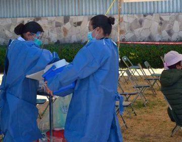 Mañana inicia vacunación a personas de 50 a 59 años en municipios conurbados de Puebla