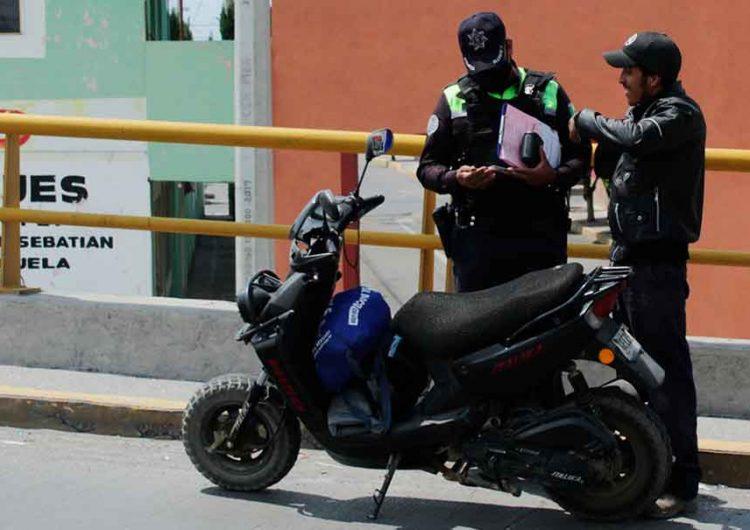 Por corrupción fueron despedidos los delegados Tránsito de Puebla
