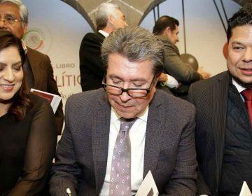 """Ricardo Monreal iniciará """"operación cicatriz"""" y reunirá a Claudia Rivera y a Biestro"""