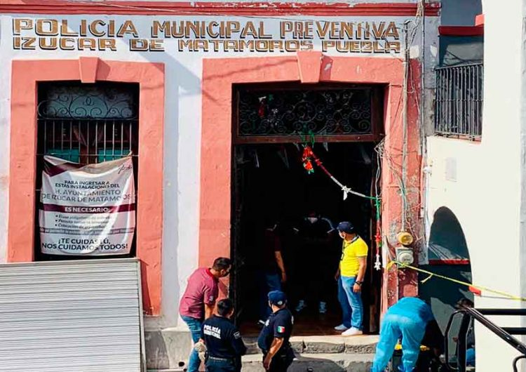 Se suicida el responsable de volcar autobús en Izúcar donde murieron 6 personas