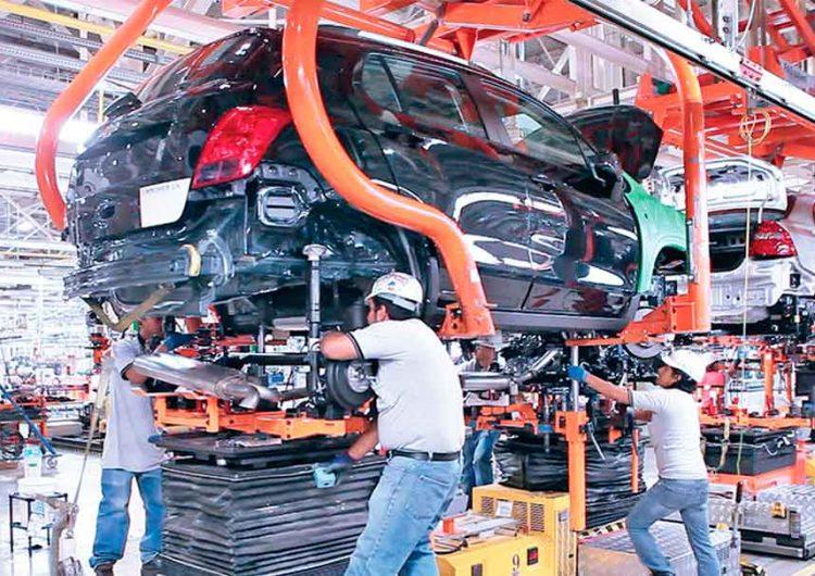 Sector industrial de Puebla incrementa a 70% de trabajadores